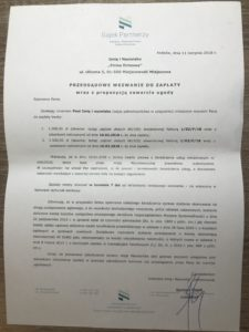 List adwokacki agencja kreatywna