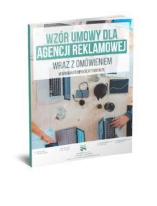 wzór umowy agencja reklamowa pdf