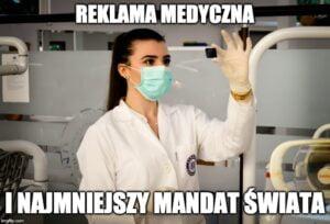reklama placówek medycznych